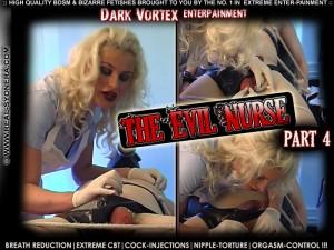 "Brandnew bizarre Videoclip ""The Evil Nurse"" featuring Syonera on www.REAL-SYONERA.com"
