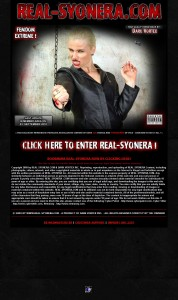 REAL-SYONERA.COM - The exclusive Femdom Website featuring Lifestyle Mistress Syonera von Styx